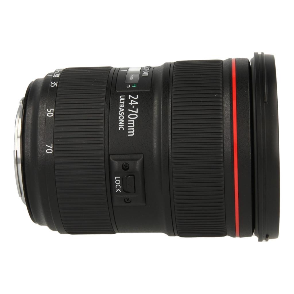Canon EF 24-70mm 1:2.8 L II USM noir - Neuf