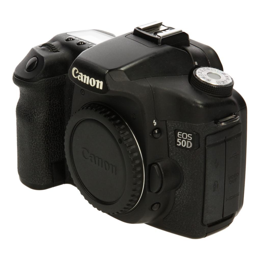 Canon EOS 50D Schwarz - neu