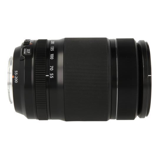 Fujifilm 55-200mm 1:3.5-4.8 XF R LM OIS Schwarz gut