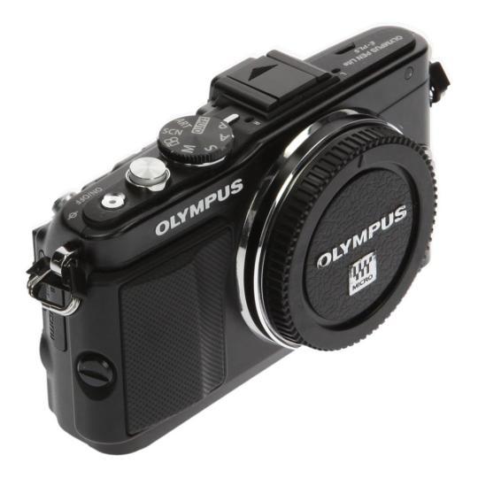 Olympus PEN E-PL5 negro muy bueno