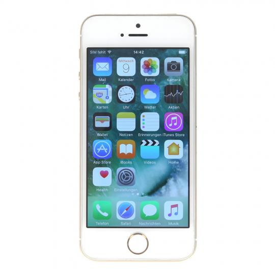 Apple iPhone 5s (A1457) 32 GB Gold sehr gut