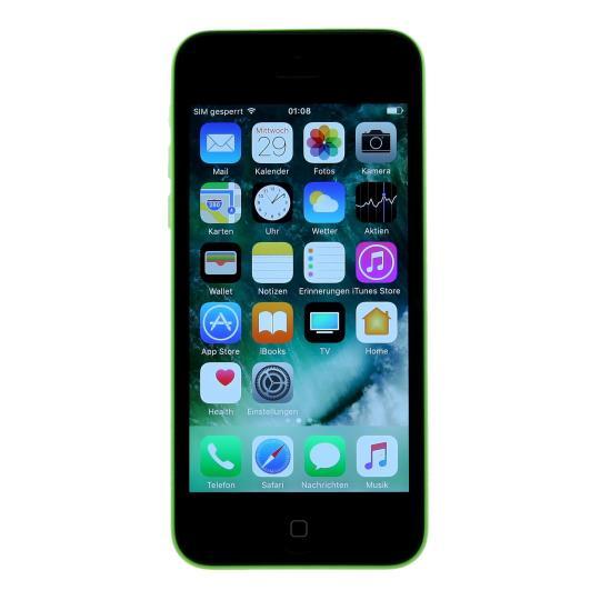 Apple iPhone 5c (A1507) 16 GB grün gut