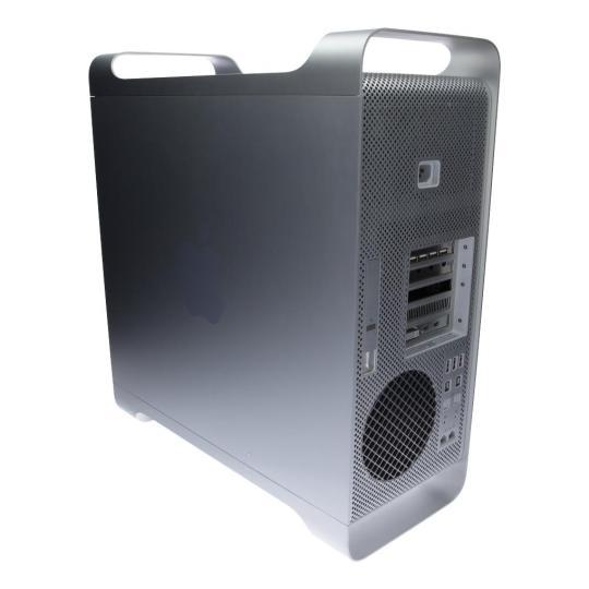 Apple Mac Pro 2010 4-Core (Bloomfield) Quad-Core Intel Xeon 2,8 GHz 1 TB HDD 24 GB DDR3 ECC 1066 MHz Plata buen estado
