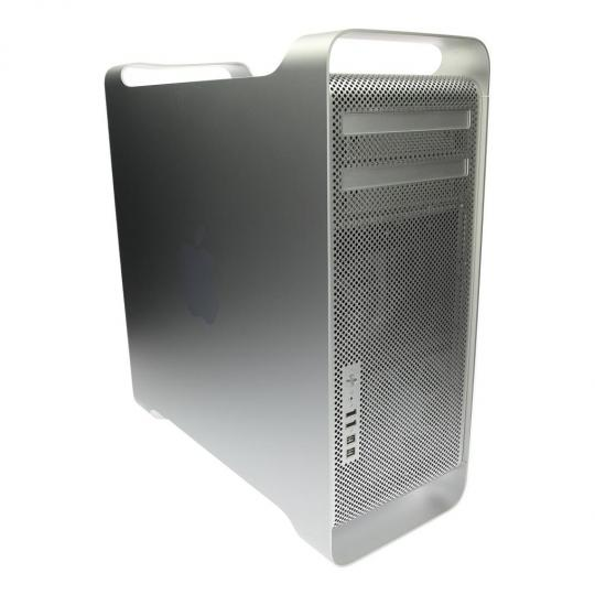 Apple  Mac Pro 2010 12-Core (Westmere) 6-Core Intel Xeon 2,66 GHz 1000 GB HDD 16 GB silber gut