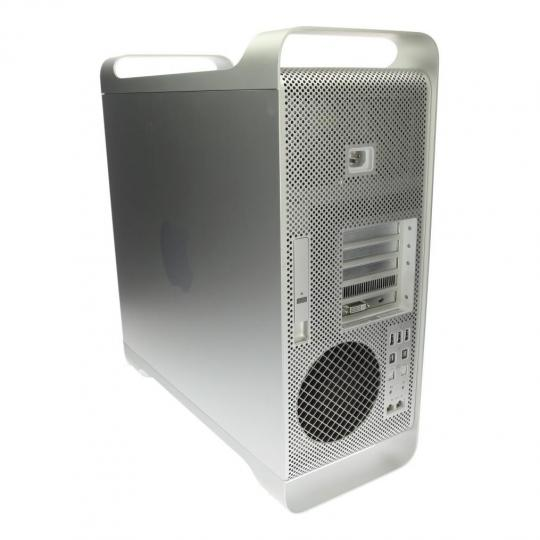 Apple Mac Pro 2009 8-Core (Gainestown) Quad-Core Intel Xeon 2,26 GHz 500 GB HDD 12 GB silber gut