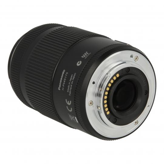 Panasonic H-PS45175E-S Color Negro Objetivo 14//10, 45-175mm//4-5.6 X