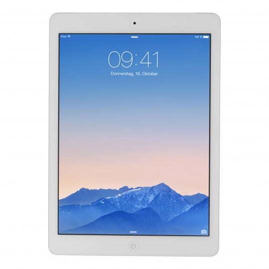 Apple iPad Air WLAN (A1474) 128 GB Silber gut