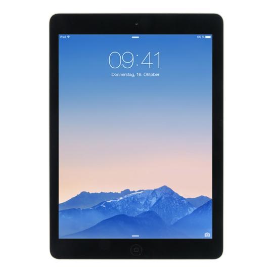 Apple iPad Air WiFi + 4G (A1475) 128 Go gris sidéral Bon