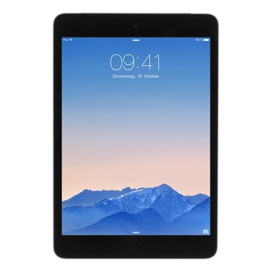 Apple iPad mini 2 WLAN + LTE (A1490) 64 GB Spacegrau gut