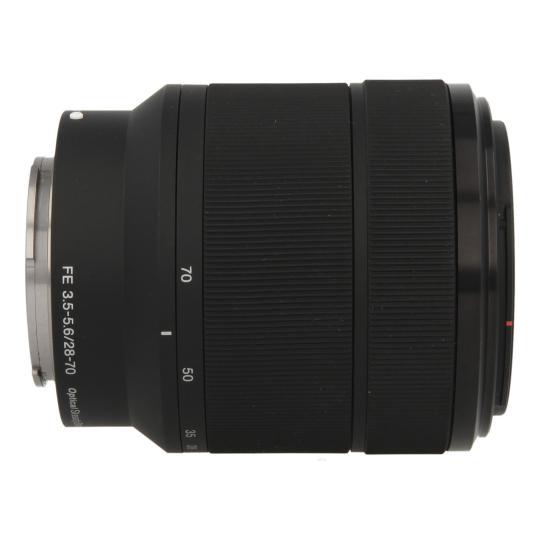 Sony 28-70mm 1:3.5-5.6 FE OSS negro muy bueno