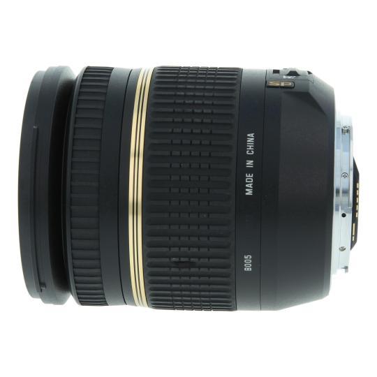 Tamron SP B005 17-50 mm F2.8 LD Di-II XR Aspherical IF VC Objetivo para Canon negro buen estado