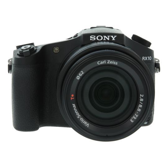 Sony Cyber-shot DSC-RX10 Schwarz gut