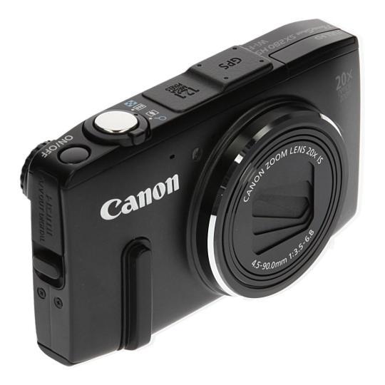 Canon PowerShot SX280 HS schwarz gut