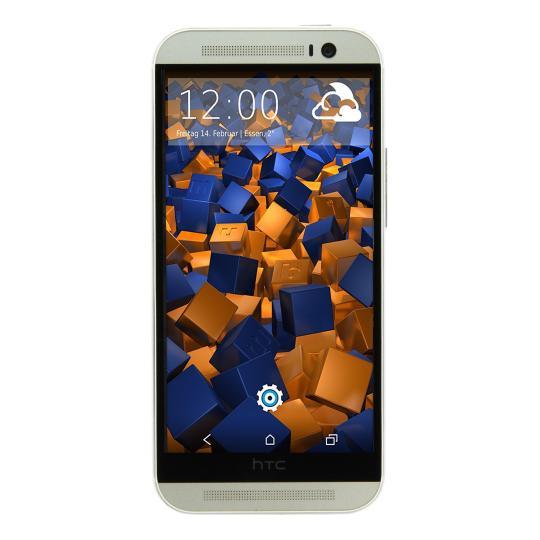HTC One M8 16 Go argent glacial Bon