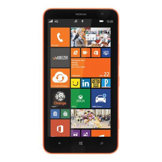Nokia Lumia 1320 8 Go orange Bon
