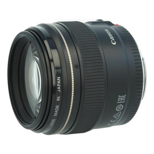 Canon 85mm 1:1.8 EF USM Schwarz wie neu