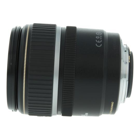 Canon EF-S 17-85mm 1:4.0-5.6 IS USM Schwarz gut