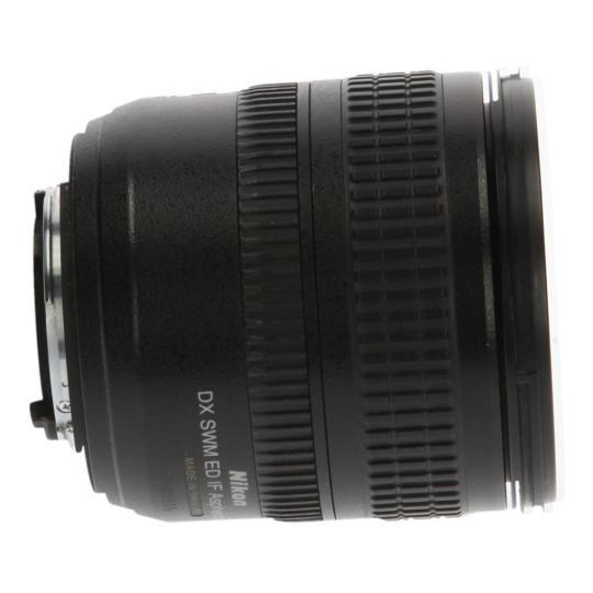 Nikon AF-S Nikkor 18-70mm 1:3.5-4.5G ED-IF DX negro buen estado