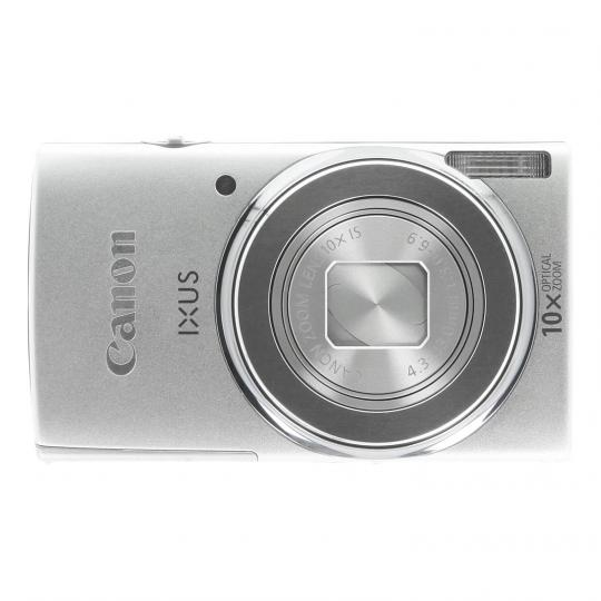 Canon IXUS 155 silber gut