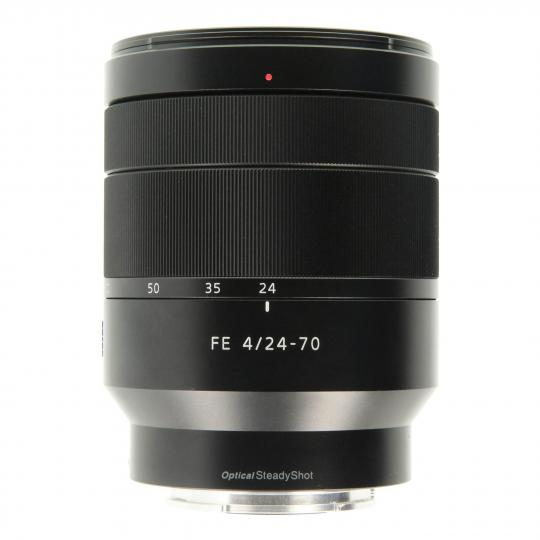 Sony 24-70mm 1:4 AF FE ZA OSS Schwarz wie neu