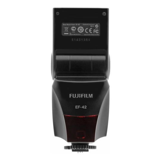 Fujifilm EF-42 schwarz sehr gut