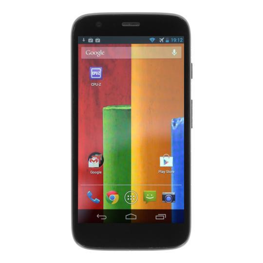 Motorola Moto G Dual Sim Schwarz sehr gut