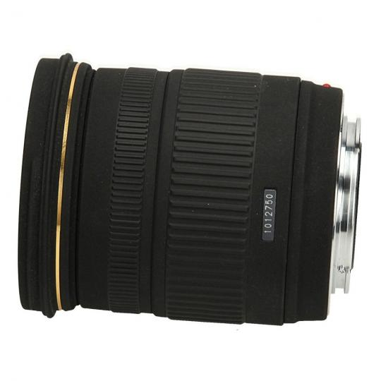 Sigma 18-50mm 1:2.8 EX DC D para Sony / Minolta negro buen estado