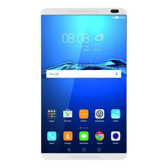Huawei MediaPad M1 8.0 +3G weiß wie neu