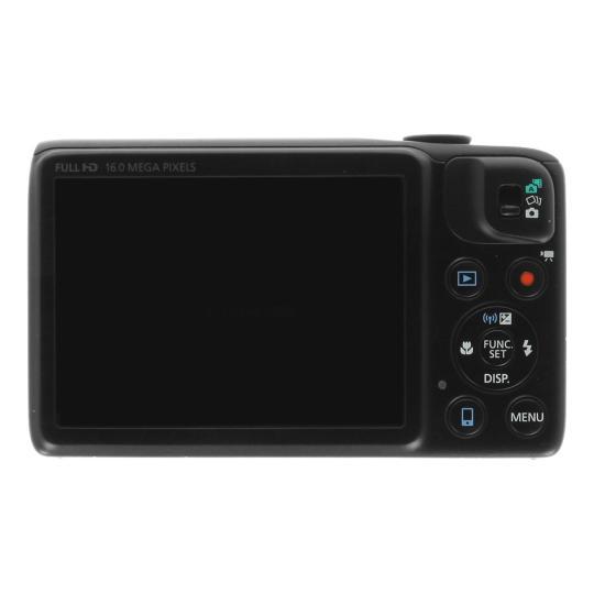 Canon PowerShot SX600 HS schwarz sehr gut
