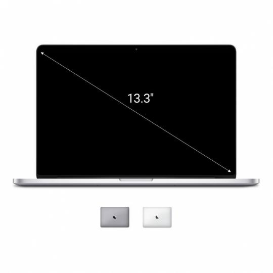Apple Macbook Pro 2014 13,3'' mit Retina Display Intel Core i5 2,60 GHz 128 GB SSD 8 GB silber sehr gut