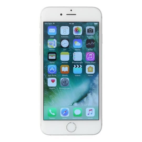 Apple iPhone 6 (A1586) 64 GB Silber gut