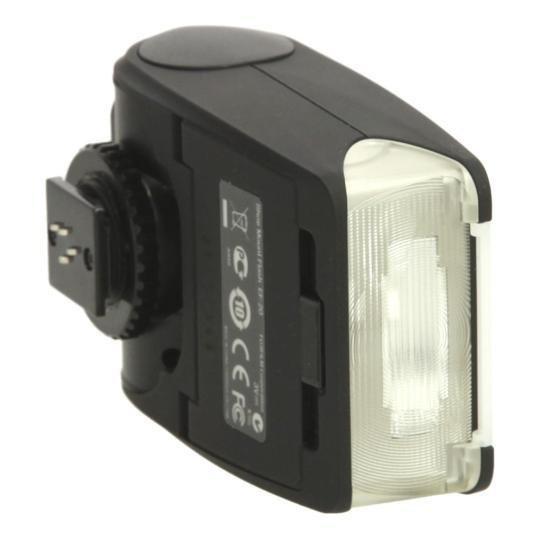 Fujifilm EF-20 noir Bon