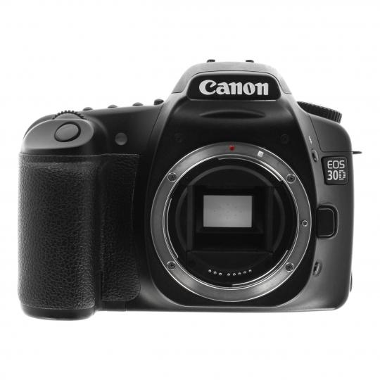 Canon EOS 30D schwarz gut