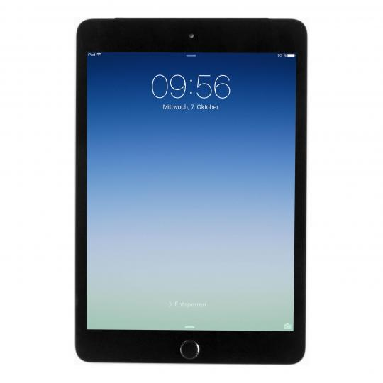 Apple iPad mini 3 WLAN (A1599) 64 GB Spacegrau gut