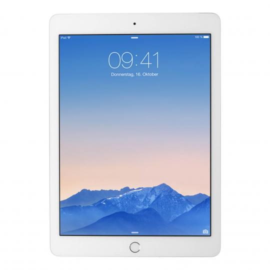 Apple iPad Air 2 WiFi + 4G (A1567) 128 Go argent Bon