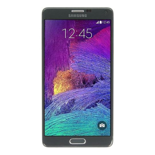 Samsung Galaxy Note 4 (SM-N910F) 32 GB Charcoal Black wie neu