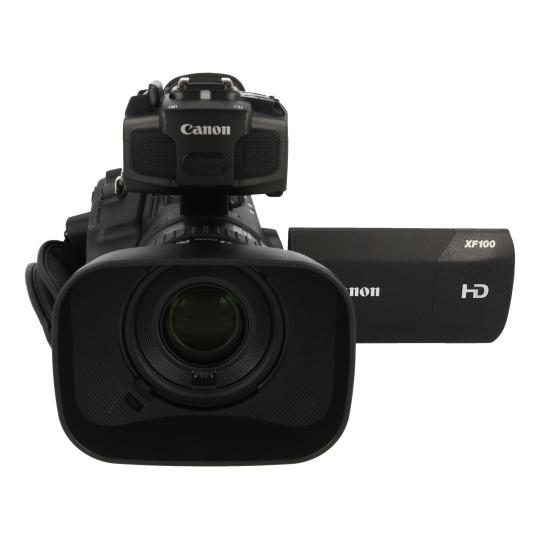 Canon XF100 Schwarz gut