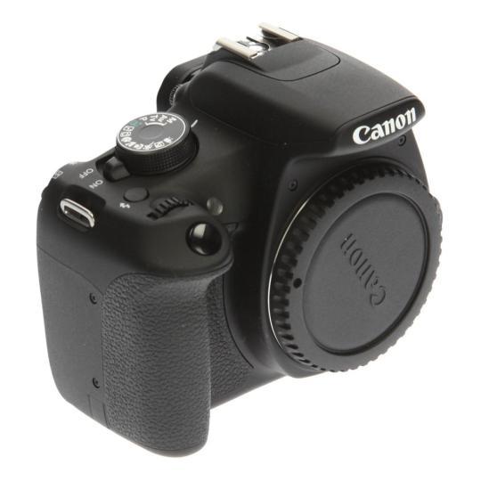 Canon EOS 1200D negro buen estado