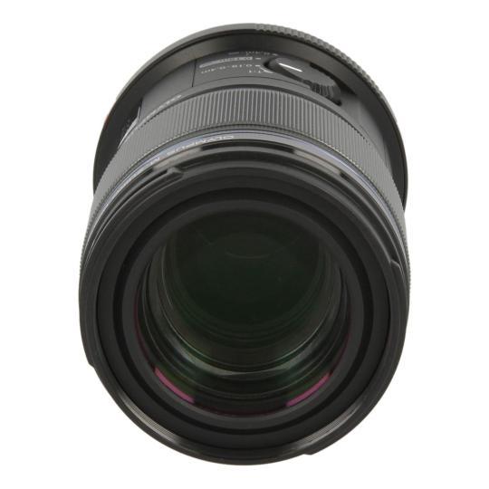 Olympus Zuiko Digital 60mm 1:2.8 ED Macro Schwarz wie neu