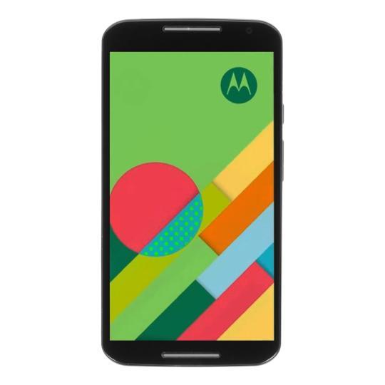 Motorola Moto X (2. Generation) 16 Go noir Bon