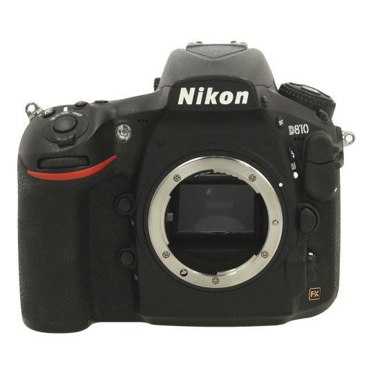 Nikon D810 Schwarz wie neu