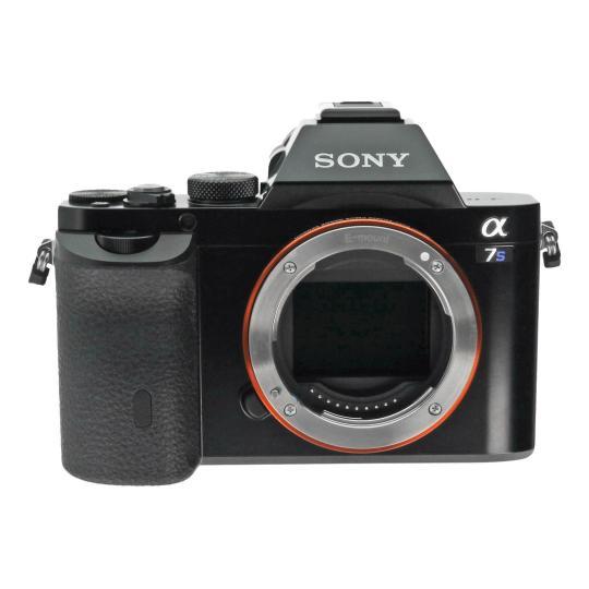 Sony Alpha 7s / ILCE-7S negro como nuevo