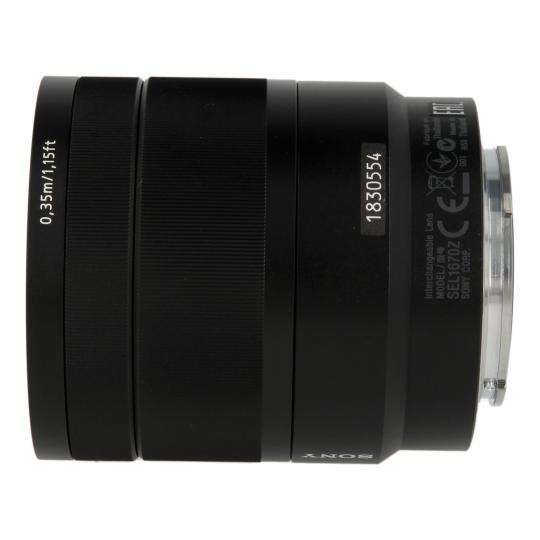 Sony 16-70mm 1:4.0 ZA OSS negro buen estado