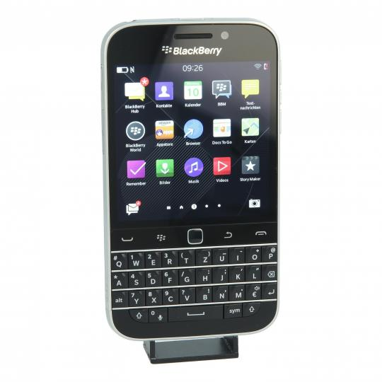 Blackberry Classic 16 GB Schwarz gut