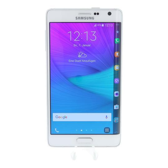 Samsung Galaxy Note Edge (SM-N915F) 32 Go blanc givré Comme neuf