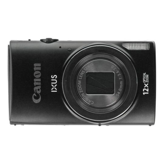 Canon Ixus 265 HS schwarz gut
