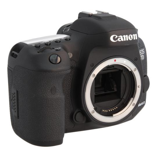 Canon EOS 7D Mark II negro buen estado