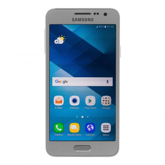 Samsung Galaxy A3 16 Go argent Très bon