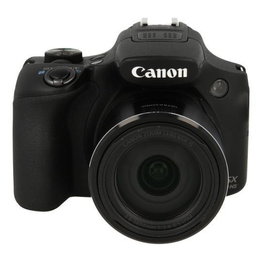 Canon PowerShot SX60 HS Schwarz gut