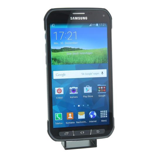 Samsung Galaxy S5 Active 16GB gris plata buen estado
